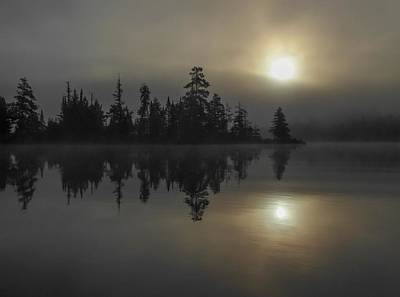 Wall Art - Photograph - Misty Morning by Robert Papps