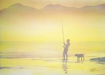 Painting - Misty Morning by Tim Johnson