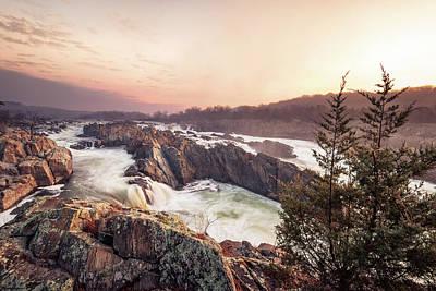 Photograph - Misty Morning by Vladimir Grablev