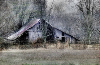 Photograph - Misty Morning by William Griffin