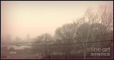 Photograph - Misty Mornings by Leanne Seymour