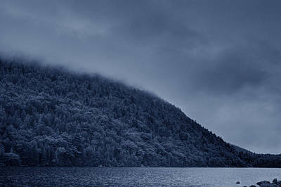 Photograph - Misty Mountains by Dan Poirier