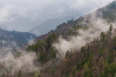 Photograph - Misty Mountains by Stefan Mazzola