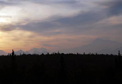 Misty Mt Mckinley. Original