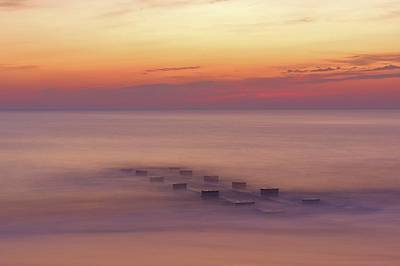 Photograph - Misty Ocean by Buddy Scott
