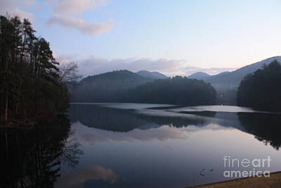 Womens Empowerment - Misty Reflection by Chuck Hicks