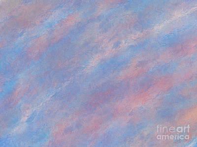 Digital Digital Art - Misty Skies by Theo Tucker