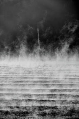 Photograph - Misty Twister by Doug Gibbons