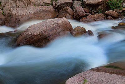 Photograph - Misty Water by James BO Insogna