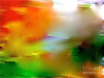 Digital Art - Misty Waters by Patricia Schneider Mitchell