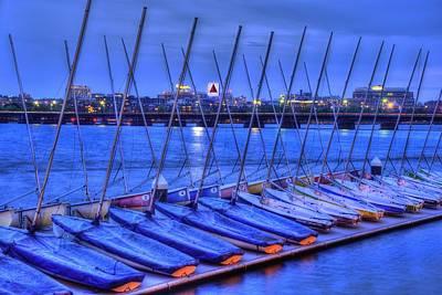 Photograph - Mit Sailing Pavilion by Joann Vitali