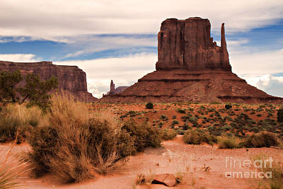 Photograph - Mitten View by Lana Trussell