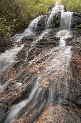 Sc Waterfalls Photograph - Miuka Falls by Derek Thornton