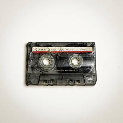 Mix Tape 10 Art Print