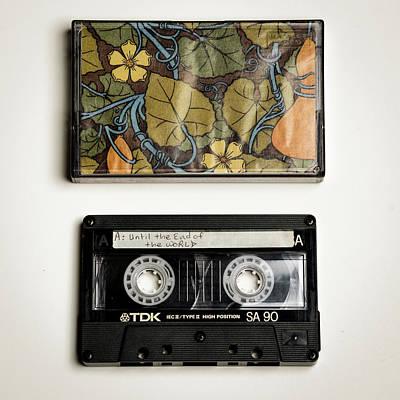 Mix Tape 5 Art Print