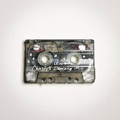 Mix Tape 7 Art Print