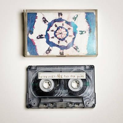 Mix Tape 8 Art Print