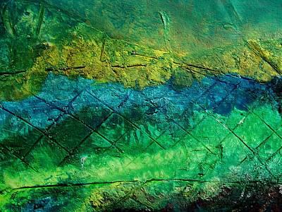 Painting - Mixed Media 02 By Rafi Talby by Rafi Talby