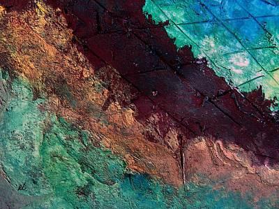 Painting - Mixed Media 04 By Rafi Talby by Rafi Talby