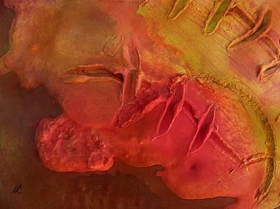 Painting - Mixed Media 06 By Rafi Talby by Rafi Talby