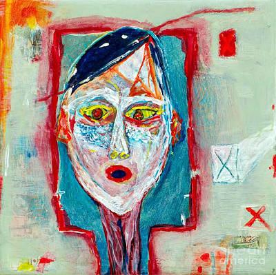 Mixed Media - Mixed Media 13 by Mark Palmer