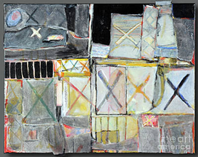 Mixed Media - Mixed Media 5 by Mark Palmer