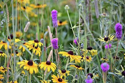 Photograph - Mixed Natural Bouquet 2 by Bonfire Photography