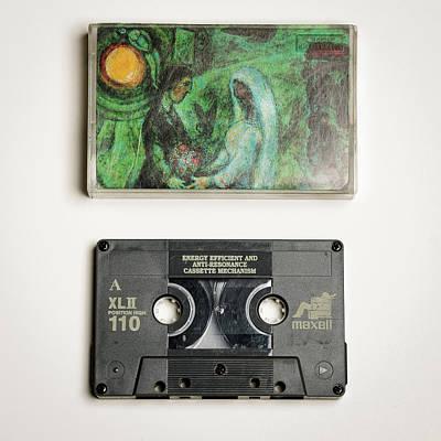 Mixtape 1 Art Print