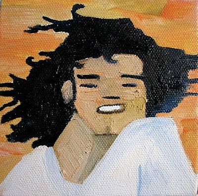 Music Painting - Mj One Of Five Number One by Patricia Arroyo