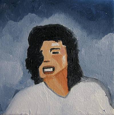 Mj One Of Five Number Two Original by Patricia Arroyo