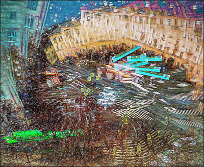 Photograph -   Mjdern City Impression by Vladimir Kholostykh