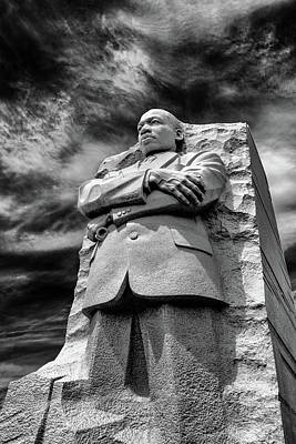 Photograph - Mlk Memorial by Paul Seymour