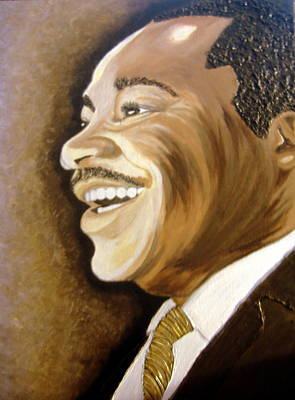 Mlk Smiles 2 Original by Keenya  Woods