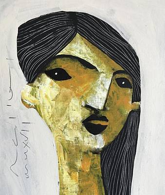 Painting - Mmxvii Expressions No 2  by Mark M Mellon