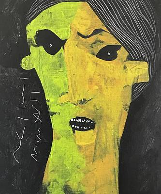 Mmxvii Expressions No 6  Art Print