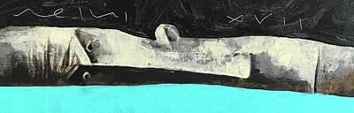 Mmxvii Fallen No 3  Art Print