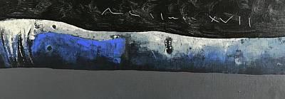 Mmxvii Fallen No 7  Art Print