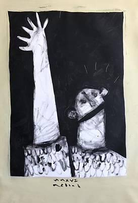 Mmxvii Hope  Art Print by Mark M Mellon