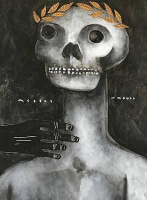 Mmxvii Life And Immortality No 3 Original