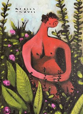 Mmxvii Paradise No 1  Art Print