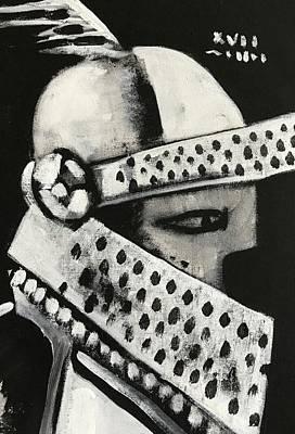 Mmxvii Pawns No 5  Art Print