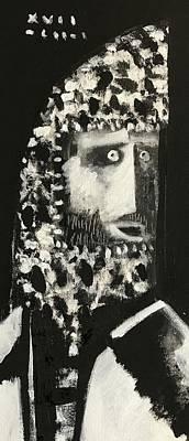 Mmxvii Pawns No 6  Art Print