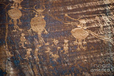 Photograph - Moab Petroglyphs by David Arment