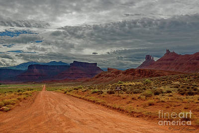 Photograph - Moab Road by David Arment