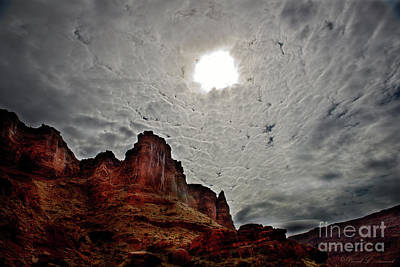 Photograph - Moab Sun by David Arment