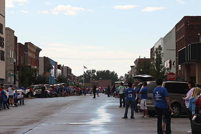 Photograph - Moberly Homecoming by Kathy Cornett