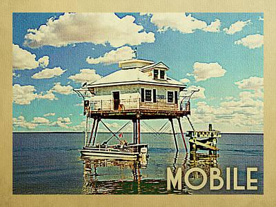 Beautiful Mobile Alabama Art Fine Art America