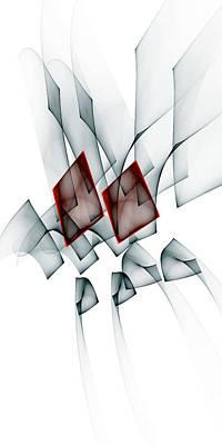 Digital Art - Mobile II by Richard Ortolano