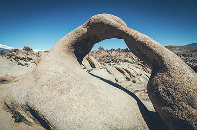 Photograph - Mobius Arch No.2 by Margaret Pitcher