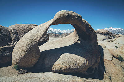 Photograph - Mobius Arch No.3 by Margaret Pitcher